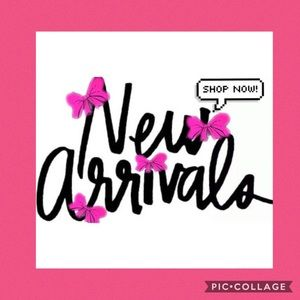 🛍Check out new arrivals Poshers!! 🥳😃